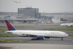 kitayocchiさんが、羽田空港で撮影したデルタ航空 777-232/ERの航空フォト(写真)
