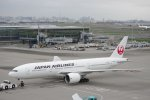 kitayocchiさんが、羽田空港で撮影した日本航空 777-246/ERの航空フォト(写真)