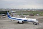 kitayocchiさんが、羽田空港で撮影した全日空 777-381/ERの航空フォト(写真)