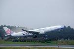 kitayocchiさんが、成田国際空港で撮影したチャイナエアライン A330-302の航空フォト(写真)