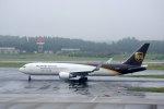 kitayocchiさんが、成田国際空港で撮影したUPS航空 767-34AF/ERの航空フォト(写真)