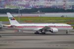 SFJ_capさんが、羽田空港で撮影したアミリ フライト 777-2AN/ERの航空フォト(写真)