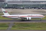 やまけんさんが、羽田空港で撮影したアミリ フライト 777-2AN/ERの航空フォト(写真)