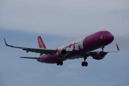 JA8037さんが、プーケット国際空港で撮影したタイ・ベトジェットエア A321の航空フォト(飛行機 写真・画像)