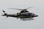 =JAかみんD=さんが、立川飛行場で撮影した警視庁 A109S Trekkerの航空フォト(写真)