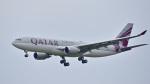 パンダさんが、成田国際空港で撮影したカタールアミリフライト A330-202の航空フォト(飛行機 写真・画像)