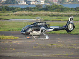 F.YUKIHIDEさんが、岡南飛行場で撮影したオートパンサー EC130B4の航空フォト(飛行機 写真・画像)