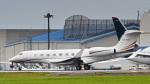パンダさんが、成田国際空港で撮影したヨルダン政府 Gulfstream G650ER (G-VI)の航空フォト(写真)