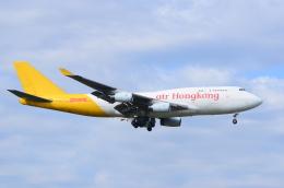 ITM58さんが、成田国際空港で撮影したエアー・ホンコン 747-467(BCF)の航空フォト(飛行機 写真・画像)