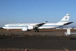 Echo-Kiloさんが、新千歳空港で撮影したクウェート政府 A340-542の航空フォト(写真)