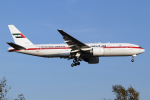 Echo-Kiloさんが、新千歳空港で撮影したアミリ フライト 777-2AN/ERの航空フォト(写真)