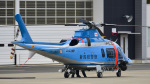 パンダさんが、成田国際空港で撮影した新潟県警察 A109E Powerの航空フォト(飛行機 写真・画像)