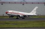 スポット110さんが、羽田空港で撮影したスペイン空軍 A310-304の航空フォト(写真)