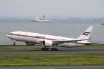 TAKA-Kさんが、羽田空港で撮影したアミリ フライト 777-2AN/ERの航空フォト(写真)