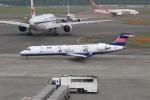 OMAさんが、新千歳空港で撮影したアイベックスエアラインズ CL-600-2C10 Regional Jet CRJ-702ERの航空フォト(飛行機 写真・画像)