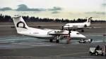 ハミングバードさんが、シアトル タコマ国際空港で撮影したホライゾン航空 DHC-8-202Q Dash 8の航空フォト(写真)