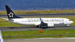 FlyingMonkeyさんが、羽田空港で撮影した全日空 737-881の航空フォト(写真)