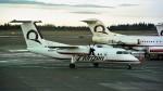 ハミングバードさんが、シアトル タコマ国際空港で撮影したホライゾン航空 DHC-8-200の航空フォト(写真)