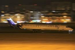 masa707さんが、大連周水子国際空港で撮影した華夏航空 CL-600-2D24 Regional Jet CRJ-900の航空フォト(飛行機 写真・画像)