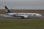 RAOUさんが、中部国際空港で撮影したスカイマーク 737-86Nの航空フォト(写真)
