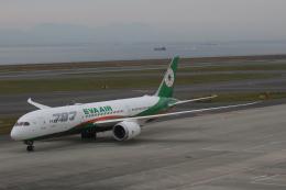 RAOUさんが、中部国際空港で撮影したエバー航空 787-9の航空フォト(写真)
