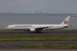 SIさんが、羽田空港で撮影した日本航空 777-346の航空フォト(写真)