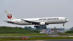 FlyingMonkeyさんが、成田国際空港で撮影した日本航空 767-346/ERの航空フォト(写真)