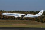 ウッディーさんが、新千歳空港で撮影したクウェート政府 A340-542の航空フォト(飛行機 写真・画像)