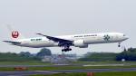 FlyingMonkeyさんが、成田国際空港で撮影した日本航空 777-346/ERの航空フォト(写真)