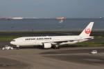KAZFLYERさんが、羽田空港で撮影した日本航空 777-289の航空フォト(写真)