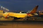 yabyanさんが、羽田空港で撮影したエア・インディア 747-437の航空フォト(飛行機 写真・画像)