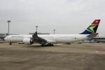 yabyanさんが、中部国際空港で撮影した南アフリカ航空 A340-642の航空フォト(写真)