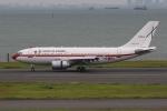 ぽんさんが、羽田空港で撮影したスペイン空軍 A310-304の航空フォト(写真)