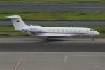 ぽんさんが、羽田空港で撮影したバーレーン王国政府 Bahrain - Royal Flight Gulfstream G650 (G-VI)の航空フォト(写真)