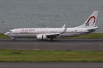 ぽんさんが、羽田空港で撮影したモロッコ政府 737-8KB BBJ2の航空フォト(写真)