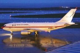 Wings Flapさんが、中部国際空港で撮影したスペイン空軍 A310-304の航空フォト(飛行機 写真・画像)