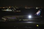 AIR兄ぃさんが、羽田空港で撮影した全日空 777-281の航空フォト(写真)
