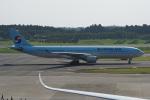 神宮寺ももさんが、成田国際空港で撮影した大韓航空 A330-323Xの航空フォト(写真)