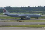 神宮寺ももさんが、成田国際空港で撮影した中国国際航空 A330-243の航空フォト(写真)