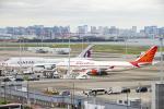 SGR RT 改さんが、羽田空港で撮影したエア・インディア 747-437の航空フォト(写真)