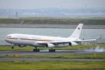 SGR RT 改さんが、羽田空港で撮影したドイツ空軍 A340-313Xの航空フォト(写真)