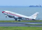じーく。さんが、羽田空港で撮影したスペイン空軍 A310-304の航空フォト(写真)