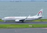 じーく。さんが、羽田空港で撮影したモロッコ政府 737-8KB BBJ2の航空フォト(写真)