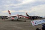 Wasawasa-isaoさんが、浜松基地で撮影した航空自衛隊 T-4の航空フォト(写真)