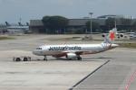matsuさんが、シンガポール・チャンギ国際空港で撮影したジェットスター・パシフィック A320-232の航空フォト(写真)