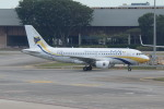 matsuさんが、シンガポール・チャンギ国際空港で撮影したミャンマー国際航空 A319-111の航空フォト(飛行機 写真・画像)
