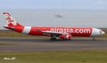 RINA-281さんが、中部国際空港で撮影したタイ・エアアジア・エックス A330-343Xの航空フォト(写真)