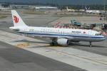 matsuさんが、シンガポール・チャンギ国際空港で撮影した中国国際航空 A320-214の航空フォト(写真)