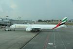 matsuさんが、シンガポール・チャンギ国際空港で撮影したエミレーツ航空 777-31H/ERの航空フォト(飛行機 写真・画像)