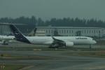 matsuさんが、シンガポール・チャンギ国際空港で撮影したルフトハンザドイツ航空 A350-941XWBの航空フォト(写真)